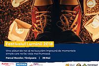 Festivalul Luminii - cercetașii pun la cale o nouă ediție  a festivalului de poveste din Parcul Rozelor