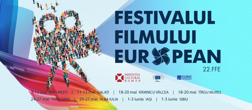 Ediția a 22-a Festivalului Filmului European a adus diversitatea europeană în opt orașe din țară