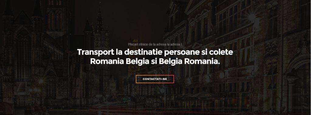 Cele mai avantajoase servicii de transport persoane Belgia oferite de Royal-Tour