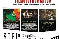 Caravana filmului românesc ajunge, şi anul acesta, la Zilele Oraşului Ştei