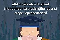 Ilegal și abuziv: Studenții condamnă modul de funcționare ARACIS