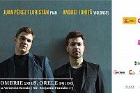 Ziua Nationala a Spaniei  sărbătorită  pe scena Ateneului Român  printr-un  recital cameral extraordinar