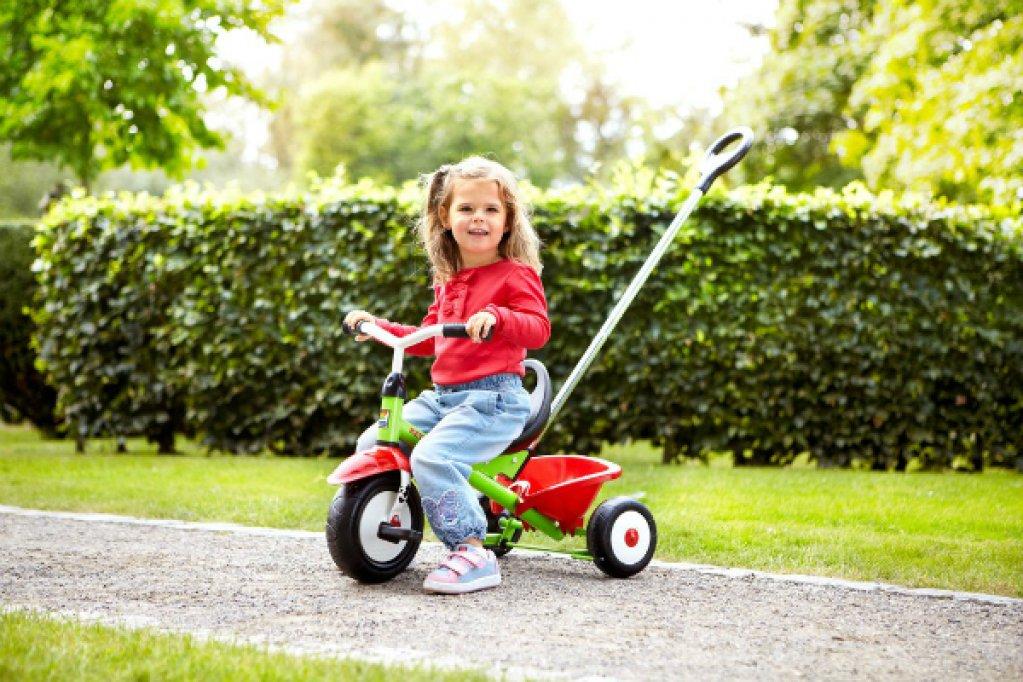 Jucarie sau necesitate? Tricicleta copii – dezvoltarea sanatoasa a celor mici printr-un produs cate se poate de placut de utilizat