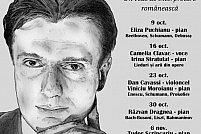 Serile Lipatti celebrează un veac de interpretare românească