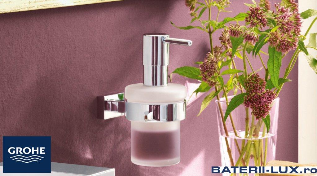 Stiai de ce un simplu dozator sapun lichid poate avea o influenta majora in baile si vietile noastre