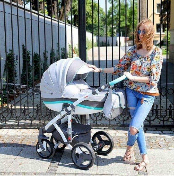 Incercati cel mai sigur landou pentru bebe. Siguranta copilului este intotdeauna pe primul plan
