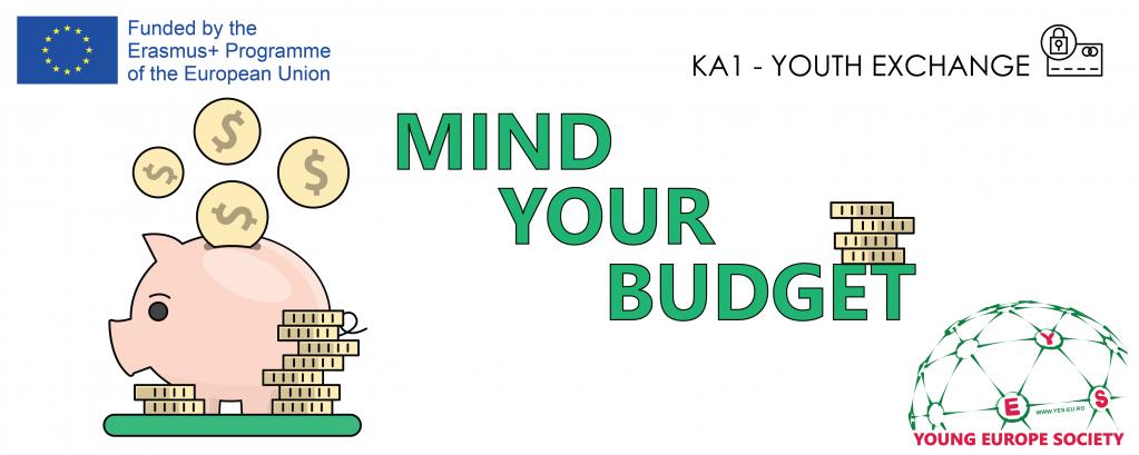 """Schimb de tineri """"Mind Your Budget""""- Mehadia, judetul Caras Severin"""
