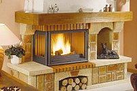 Descopera o gama de seminee rustice pentru case cu stil