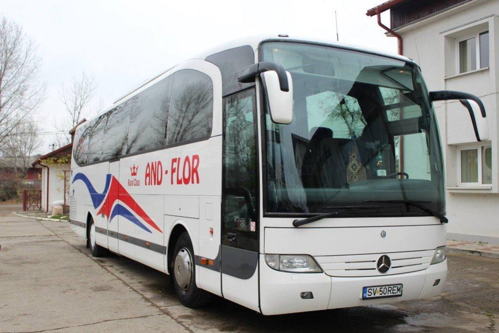 Alege And-Flor pentru o călătorie sigură, rapidă și confortabilă
