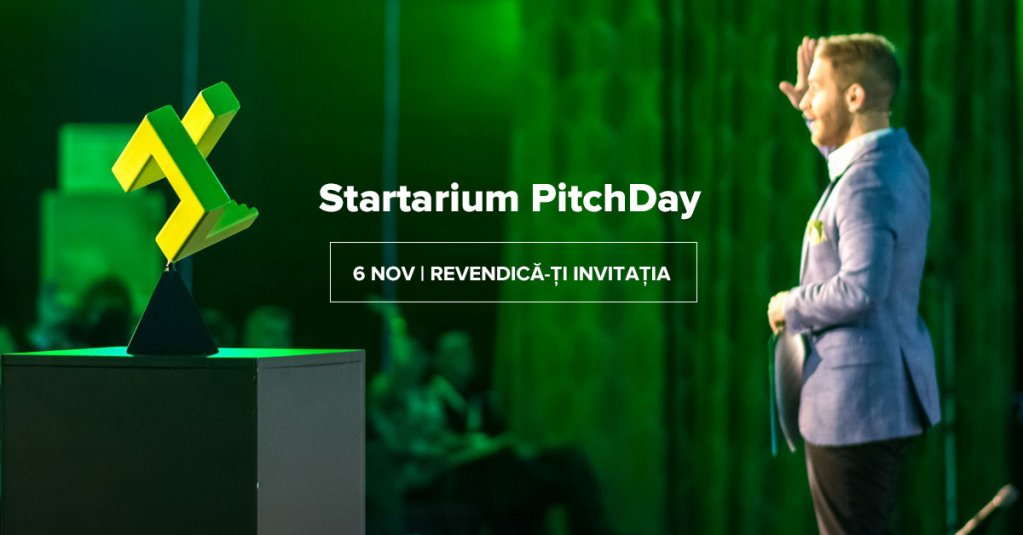 Agenda Startarium PitchDay 2018