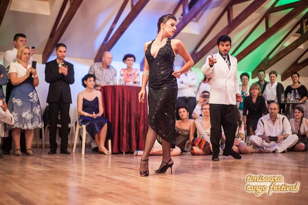 Festival International de Tango Argentinian in Timisoara