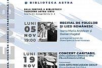 Recital de folclor și lied românesc