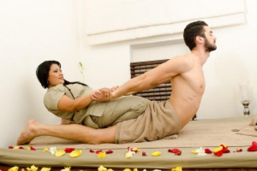 Masajul thai
