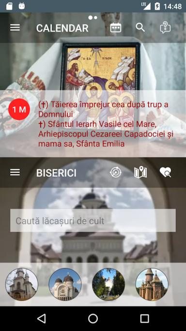 O nouă aplicație ortodoxă: Lumea ortodoxiei