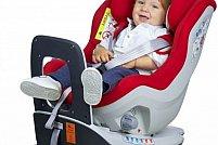 Siguranta copilului in timpul deplasarilor cu masina