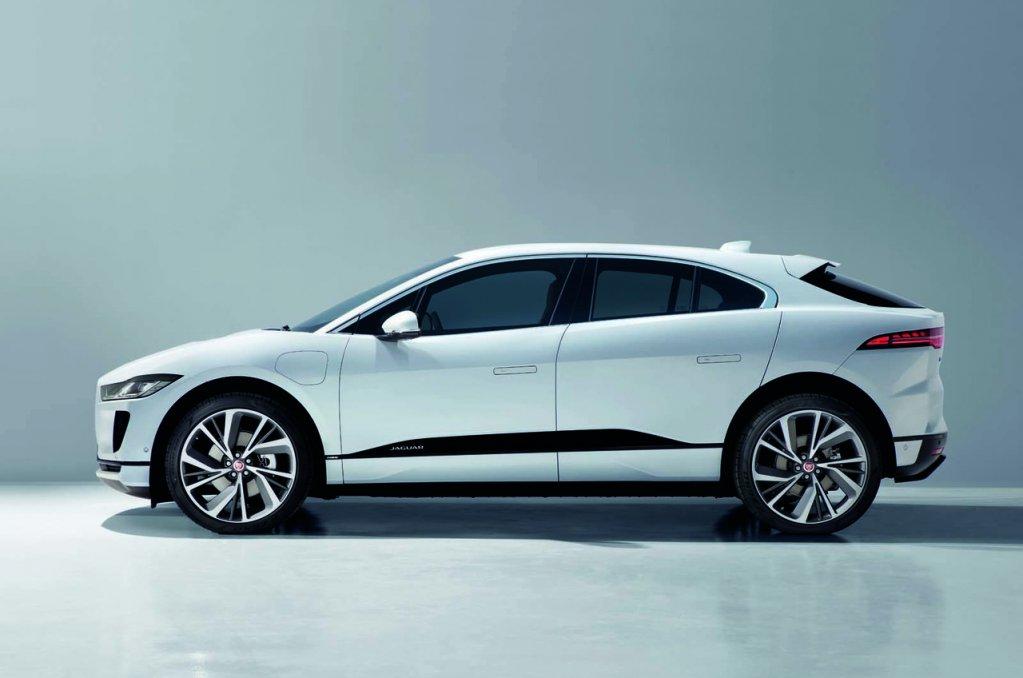Jaguar J-Pace - un concurent dur pentru Porche Cayenne