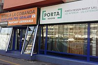 Usi de interior si exterior prin Porta Design Invest SRL Bucuresti
