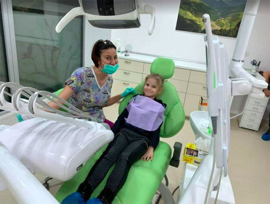 Cum să procedați atunci când copilului îi este frică să meargă la dentist?
