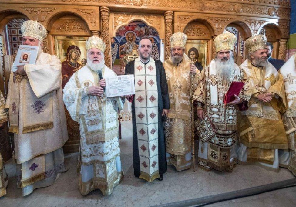 Părintele Mădălin Iscru - un preot model din județul Tulcea