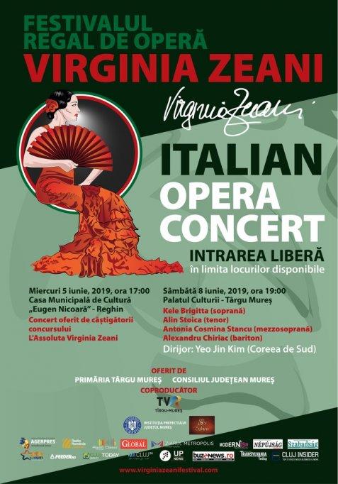 Soprana Brigitta Kele, în concert extraordinar la Reghin