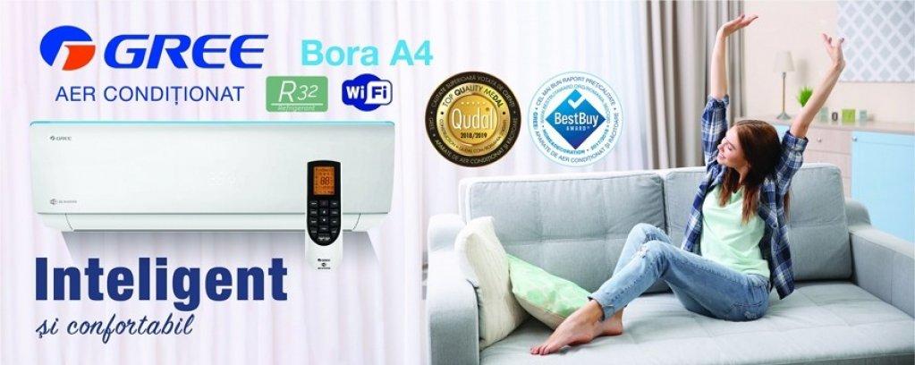 Beneficiile unor aparate de aer conditionat marca GREE