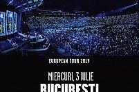 Concert Ed Sheeran in 3 iulie