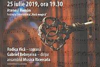"Turneul național ""BaRockIN' Transylvania"" 19 - 25 iulie 2019"