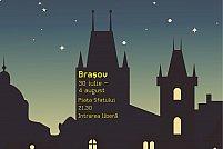 Caravana Metropolis ajunge in Piata Sfatului din Brasov, intre 30 iulie si 4 august