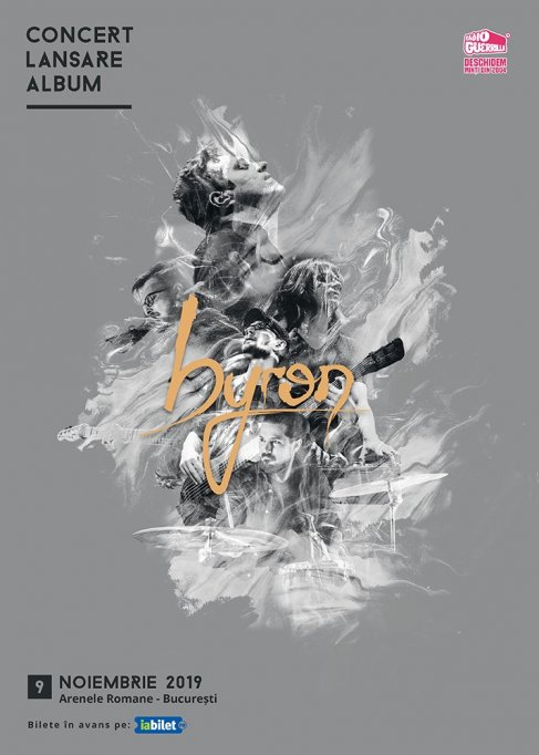Trupa byron lansează noul album de studio