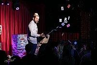 Jonglerii, percutie si magie in weekend, pe Faleza Cazino, la evenimentul Filme in aer liber