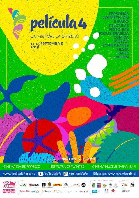 Cea de-a patra ediție a festivalului Película