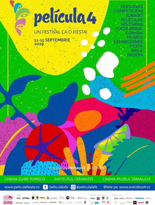O noua editie Pelicula aduce spiritul latin la Bucuresti