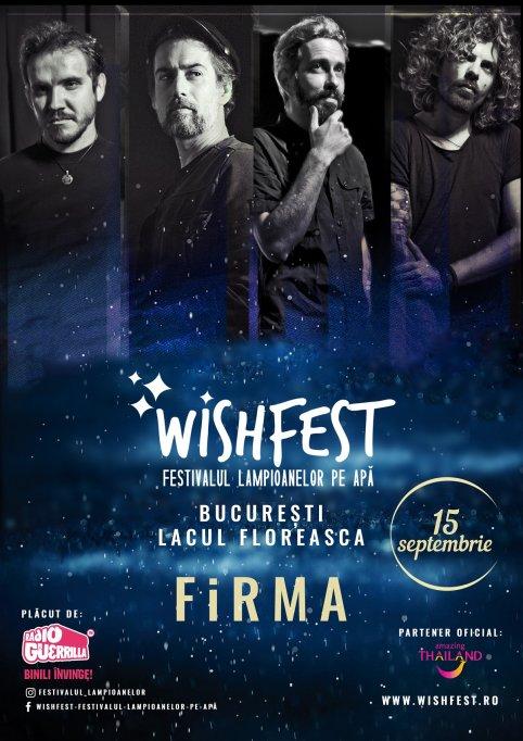 WishFest, primul festival dedicat lampioanelor pe apă