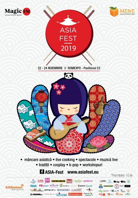 Colors of Asia, cea de-a saptea editie a Asia Fest