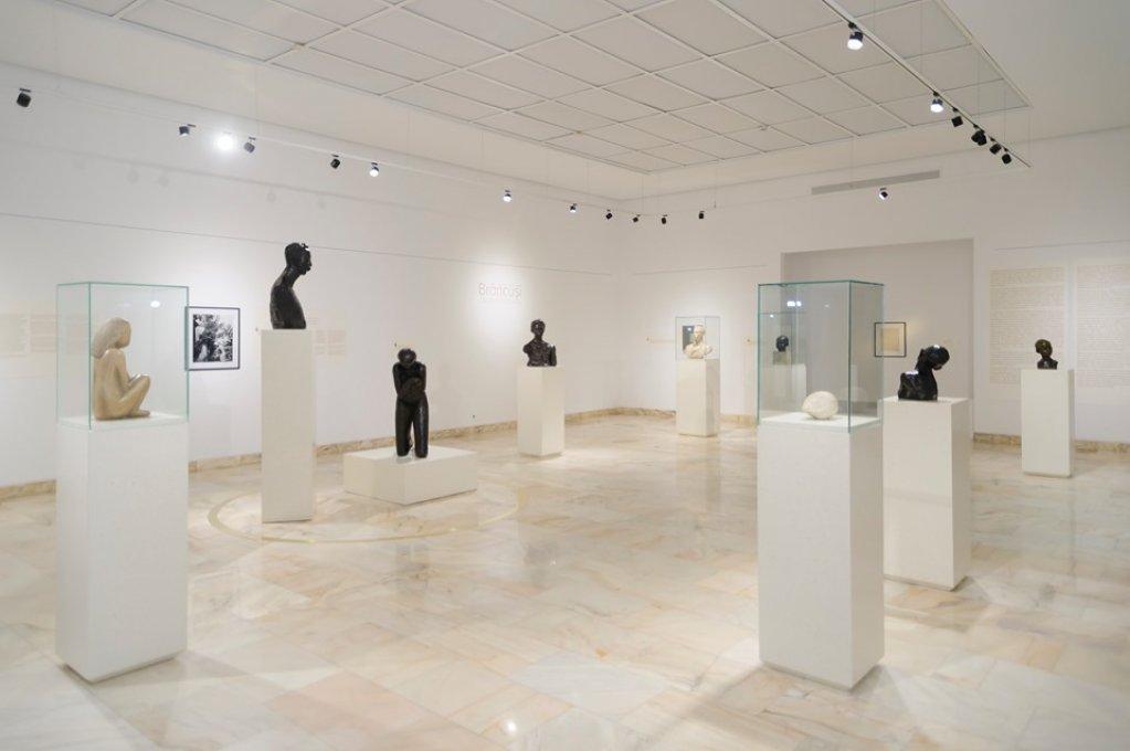 Lucrările lui Constantin Brâncuși sunt expuse pentru prima dată la Bruxelles