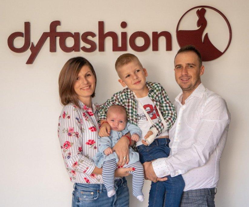 DyFashion sărbătorește cei 7 ani de când susține moda feminină prin colecții de succes