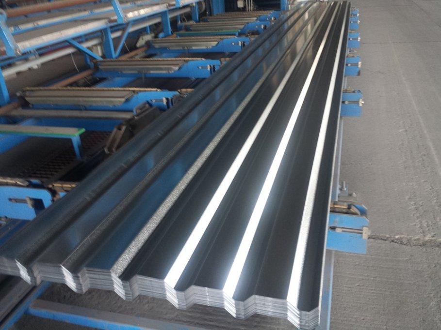 Estetica eleganta si durabilitatea - avantajele tablei zincate cutate