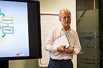 Creatorul modelului de planificare SOSTAC, PR Smith, pentru prima dată în România