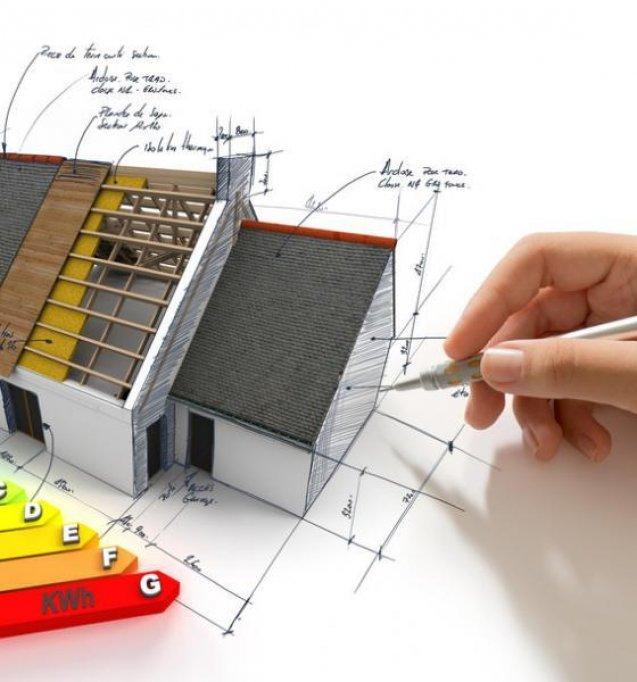 Casele eficiente energetic se vând mai repede! Află cum poți micșora consumurile de energie!