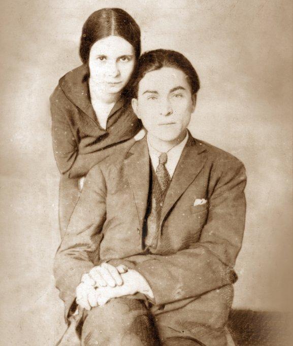 Expoziție dedicată cuplului de artiști Sabin Popp și Theodora Cernat Popp