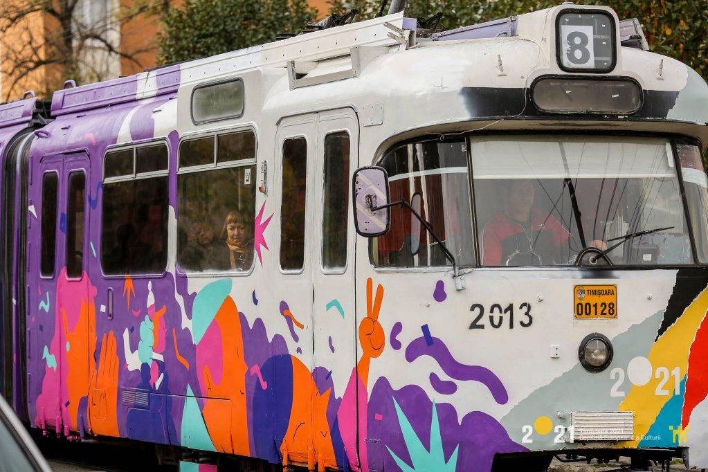 Memoriile Cetății: tramvaiul Revoluției