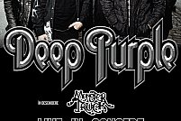 Deep Purple de pe 10 decembrie, la BT Arena din Cluj