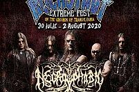 Necrophobic va concerta la Rockstadt Extreme Fest 2020!