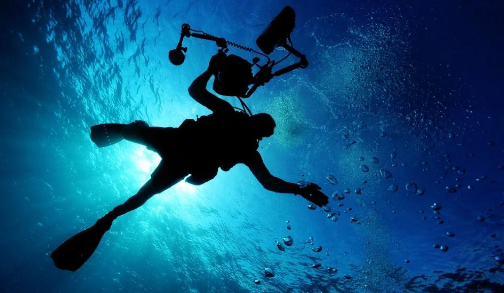 Top 5 camere de acțiune pentru filmări subacvatice   2020