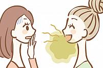 9 remedii pentru respirația urât mirositoare
