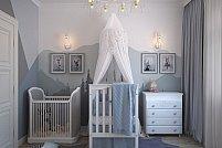 Cum amenajezi camera bebelușului cu bani puțini?