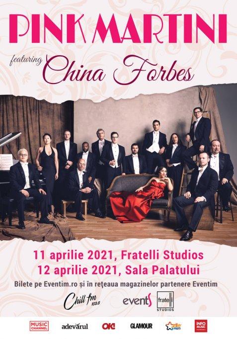 Concertele Pink Martinidin Bucuresti reprogramate