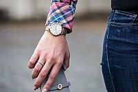 3 trenduri în purtarea ceasului de mână