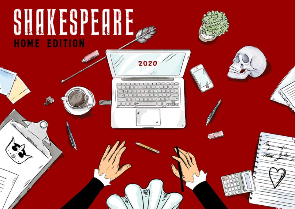 380,000 de spectatori online la Festivalul Internațional Shakespeare, home edition