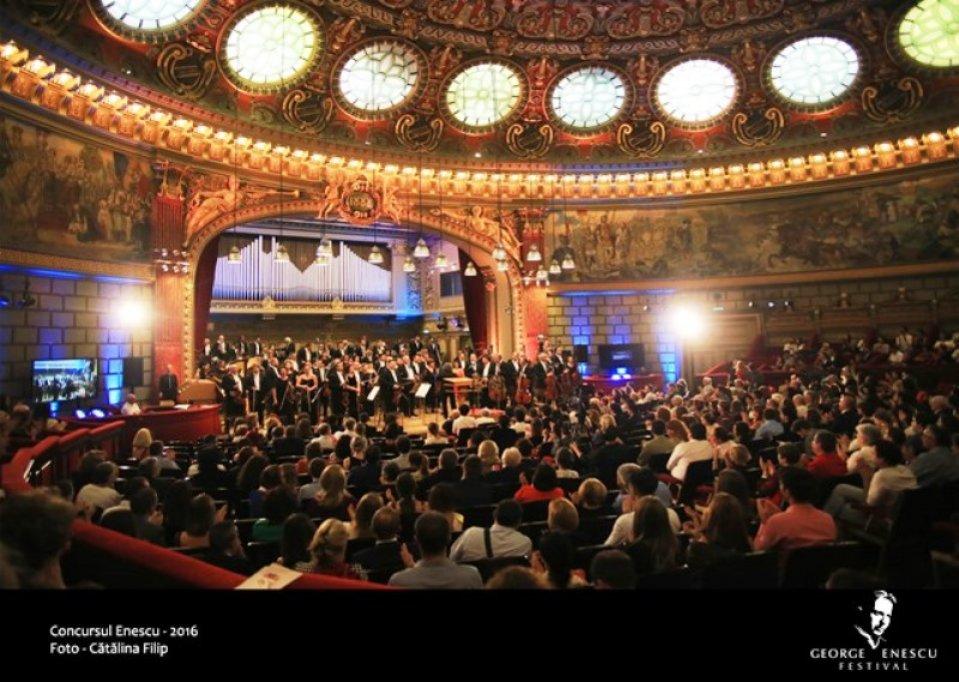 Biletele și abonamentele la concertele online ale Concursului Enescu 2020